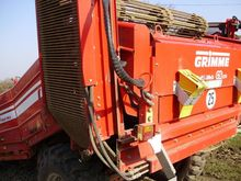 2011 Grimme CWS170