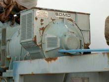 Used SDMO in Les Mée