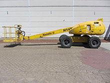 2002 Haulotte H14TX