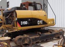 Used 319D Excavator