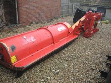 2006 DUCKER Heavy Duty RH Flail