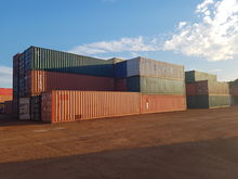 Cargo Containers (10ft, 20ft &