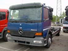 Used 2003 Mercedes-B
