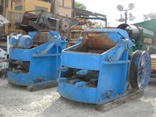 Used Jaw Crusher in