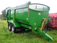 2012 Larrington HARVESTER 16T