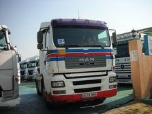 Used 2003 Man TGA 41