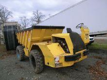 1993 Carmix Dumper