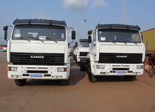 Used 2012 Kamaz 5460
