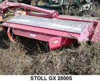Used Stoll GX 2800 S