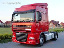 Used 2008 Daf XF105