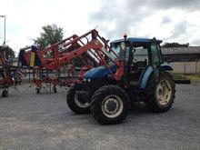 1998 New Holland TS 90 Farm Tra