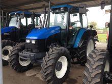 2000 New Holland TS 90 Farm Tra