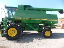 1992 JOHN DEERE 9500SH