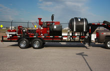 Halliburton HT-150S testing