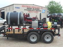 Giant 15 KPSI Hydro Tester GP51