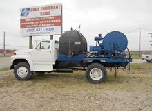 Sewer Jetter Truck