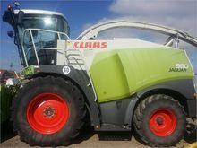 Used 2013 CLAAS JAGU