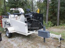 Used 2015 TEREX WOOD