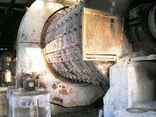 9'6″ x 10'8″ FLSmidth Ball Mill