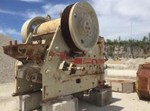 Metso/Nordberg Model C140 Jaw C