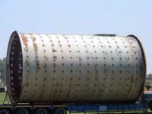 16 x 30 ft. Vecor Ball Mill w/