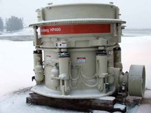 Metso HP400 Cone Crusher CC040