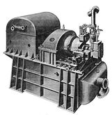 2.25 MW G.E. Ship's Steam Turbi