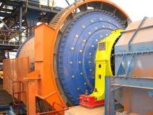 14 ft. x 16 ft. Vecor Ball Mill