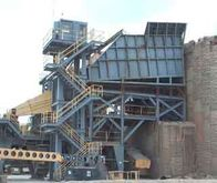 2,200 TPD Copper/Zinc Crushing,