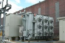 Large Thyristor Transformer/Rec