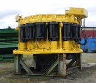 7 ft. Symons Nordberg Heavy-Dut