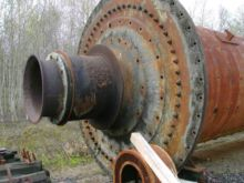 8 x 21 Traylor Ball Mill GM121