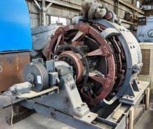 2000 HP Westinghouse DC Motor,