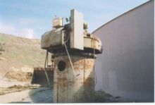 150′ Denver Thickener Mechanism