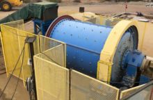 7×10 ft Marcy Ball Mill w/ 200