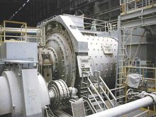 12 x 14 ft Marcy Ball Mill with