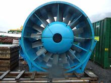 High Capacity Mine Ventilation