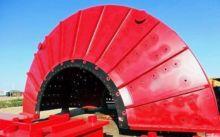 24 x 8 Hardinge SAG Mill GM133