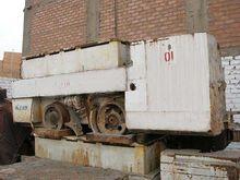 Greensburg Battery Locomotives