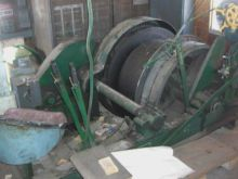 4 ft Vulcan Iron Works Mine Hoi