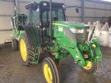 2015 John Deere 5090 HG Straddl