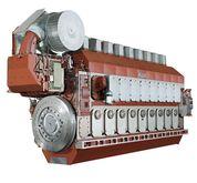 M 43 C Marine Propulsion Engine