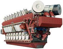 VM 32 C Marine Propulsion Engin