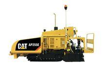 New AP255E Paver in