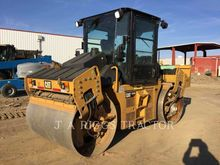 2012 Caterpillar CD54B