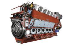 VM 46 DF Marine Propulsion Engi