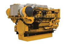 3516C Marine Propulsion Engine