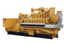 New G3520C Gas Gener