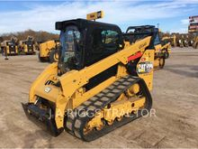 2014 Caterpillar 299D AH