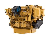 Cat C32 ACERT Marine Propulsion